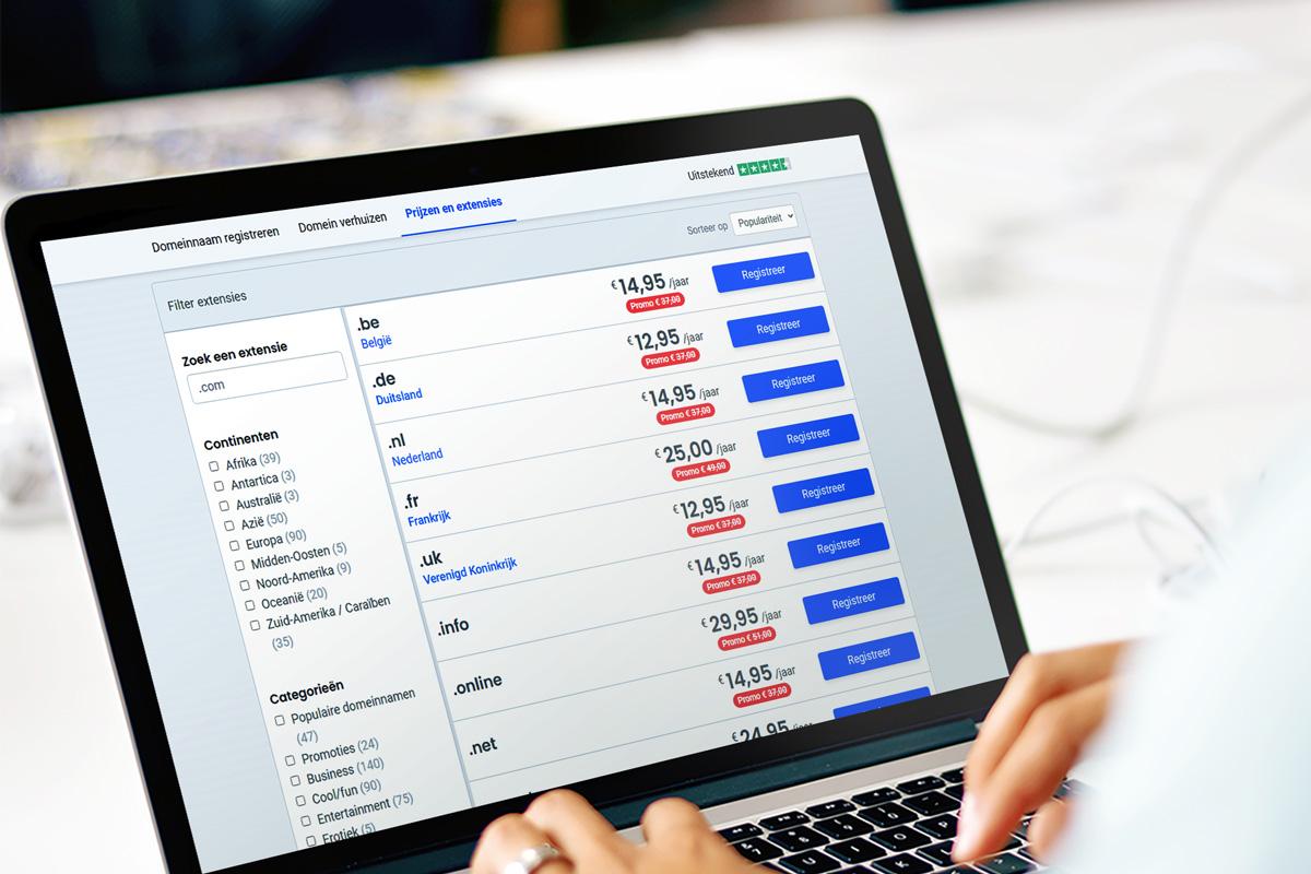 Hoe kies je een goede domeinnaam voor je website?
