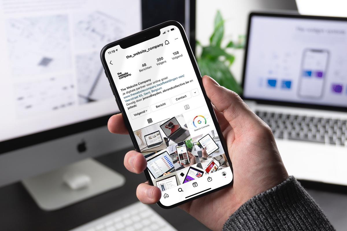 Welke sociale media zet je als bedrijf in?